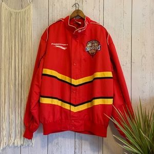🔮Vintage 1996-1999 Firestone Racing Jacket👽